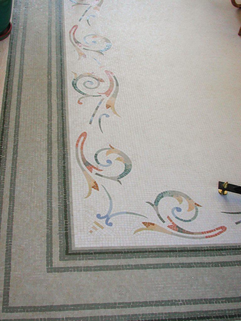 mosaico artístico