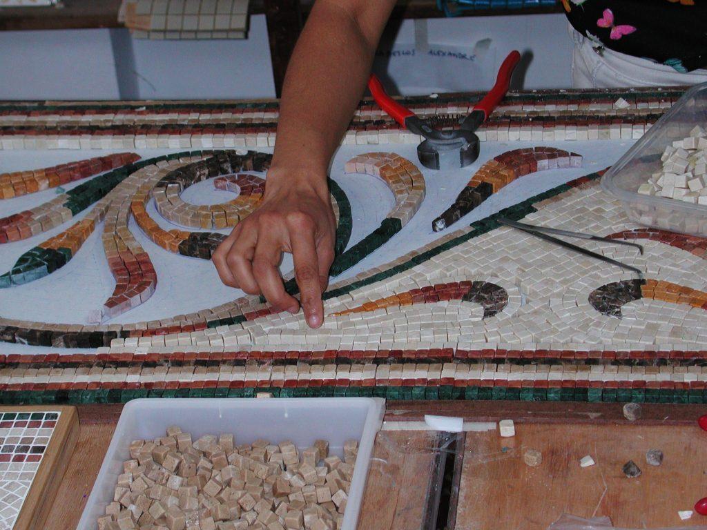 mosaico arte